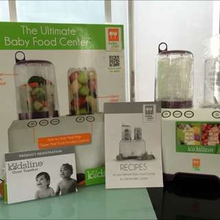 The Ulrimate Baby Food Maker