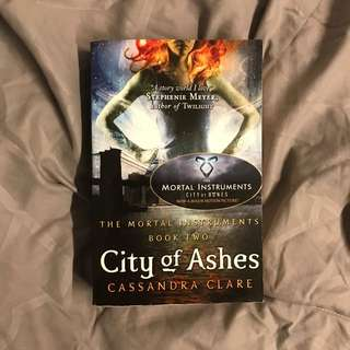 The Mortal Instruments Book Two: City of Ashes