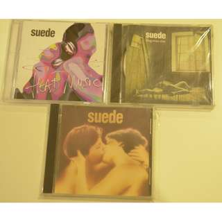Suede CDX3(1993,1994,1999)