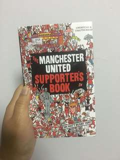 Manchester United Supporters Book