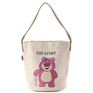 Canvas cylinder bag (Losto)