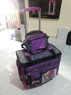 barbie TrolleY Bag