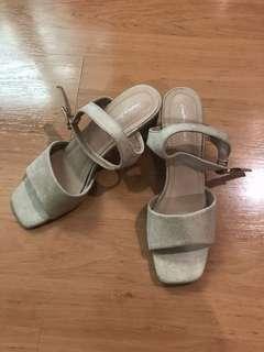 Something Borrowed Block Heels
