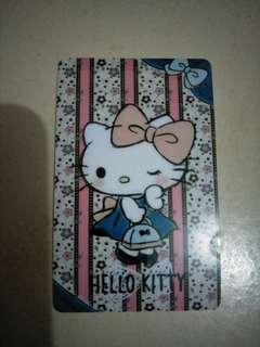 Hello Kitty Ezlink Card sticker n other design