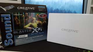 Creative SoundBlaster X-fi Xtreme Audio