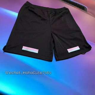 (价格私询)Offwhite新加坡限定短裤预售