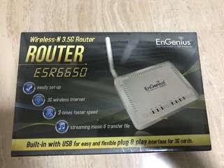 EnGenius Wireless-N 3.5G Router