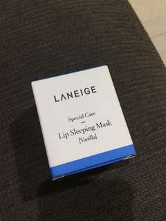 Lip Sleeping Mask LANEIGE (Vanilla)