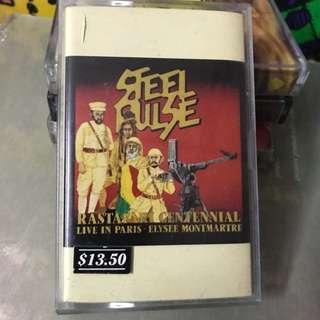 Steel Pulse - Rastafari Contennial Live in Paris Elysee Montmartre