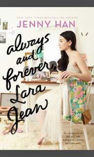 Always and Forever, Lara Jean (ebook - epub)