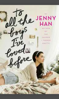 To all the boys I've loved before (ebook - epub)