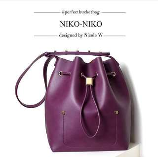 Niko-niko Bucket Bag First Batch