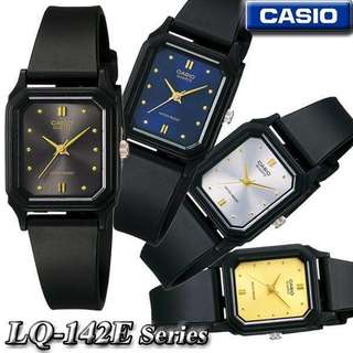 Casio Watch LQ 142 Series