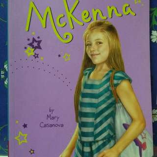 American Girl Mc Kenna