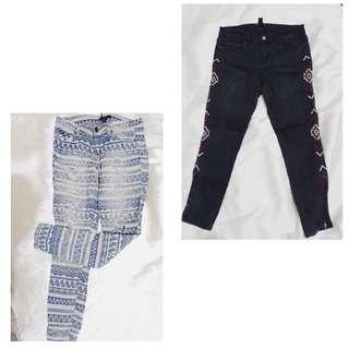 Bundle #21: F21 Pants