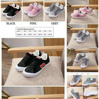 BBAD18269 Simple Casual Kids Shoes
