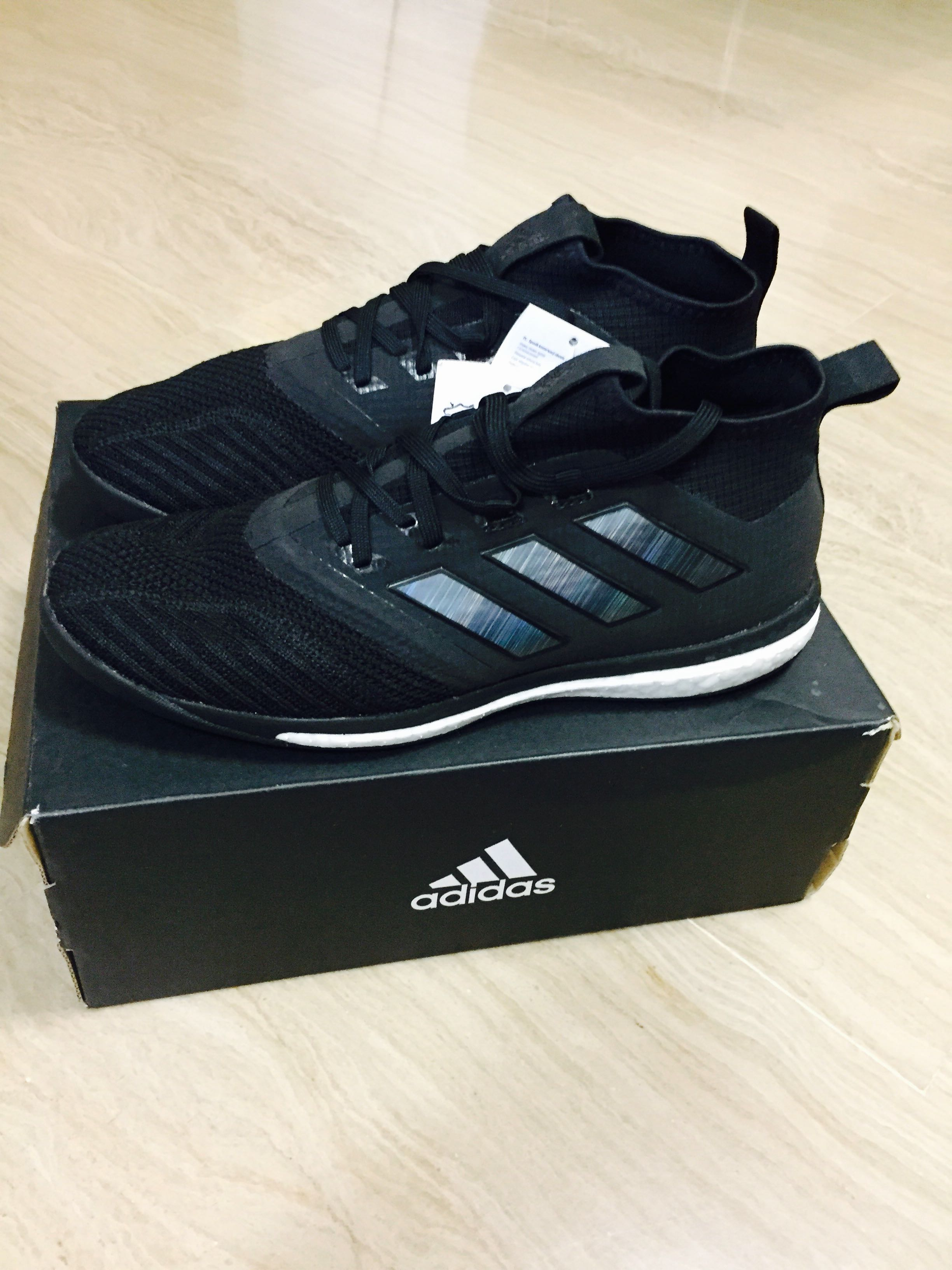 newest collection d8ff3 a2f8e Adidas Ace Tango 17.1 TR, Men's Fashion, Footwear on Carousell