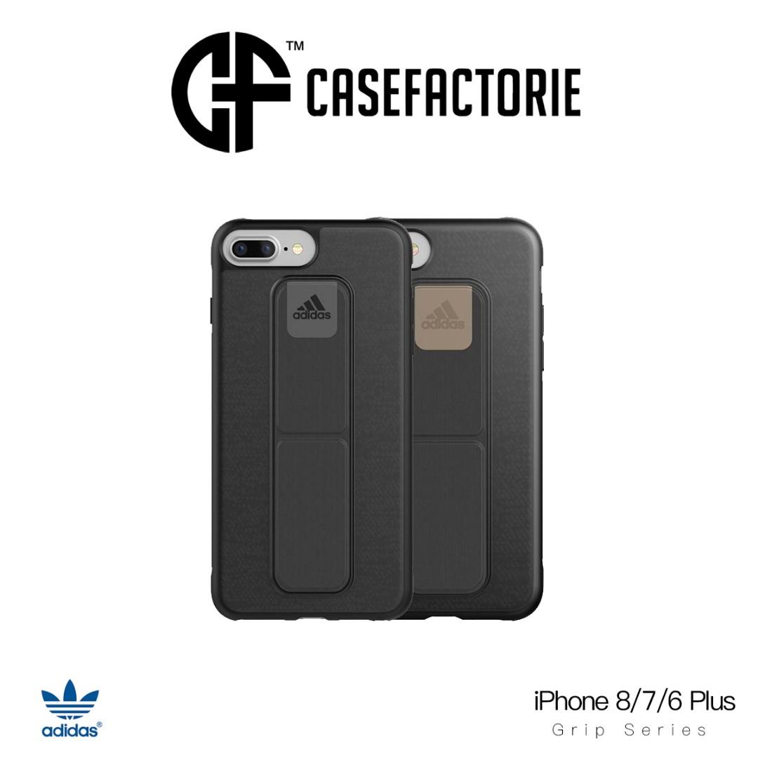 size 40 a73e1 604d0 Adidas Grip Case for iPhone 8/7/6s/6 Plus