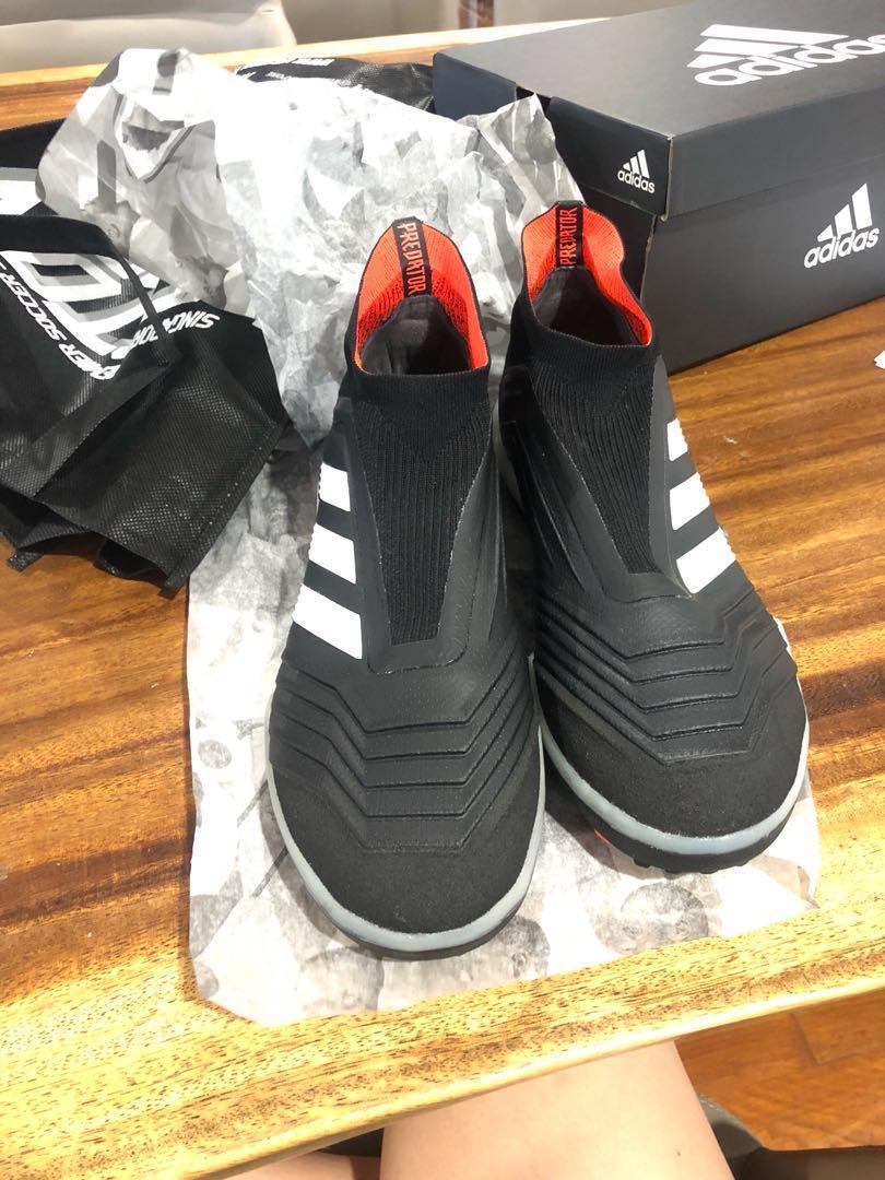 new concept f2582 c1f06 Adidas predator Tango 18+ TF. Skystalker 8.5, Sports, Sports