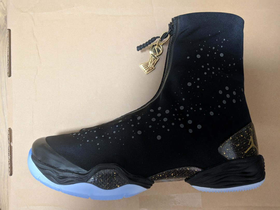 d142f4e4f1c52f Air Jordan 28 XX8 Locked and Loaded Think 16