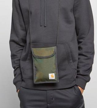7235c83dce Carhartt WIP Collins Neck Pouch Camo, Men's Fashion, Bags & Wallets on  Carousell