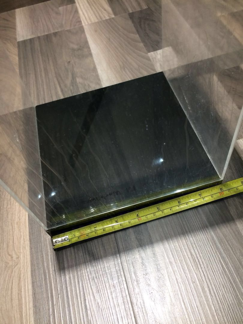 Display Case Acrylic [Price REDUCED]