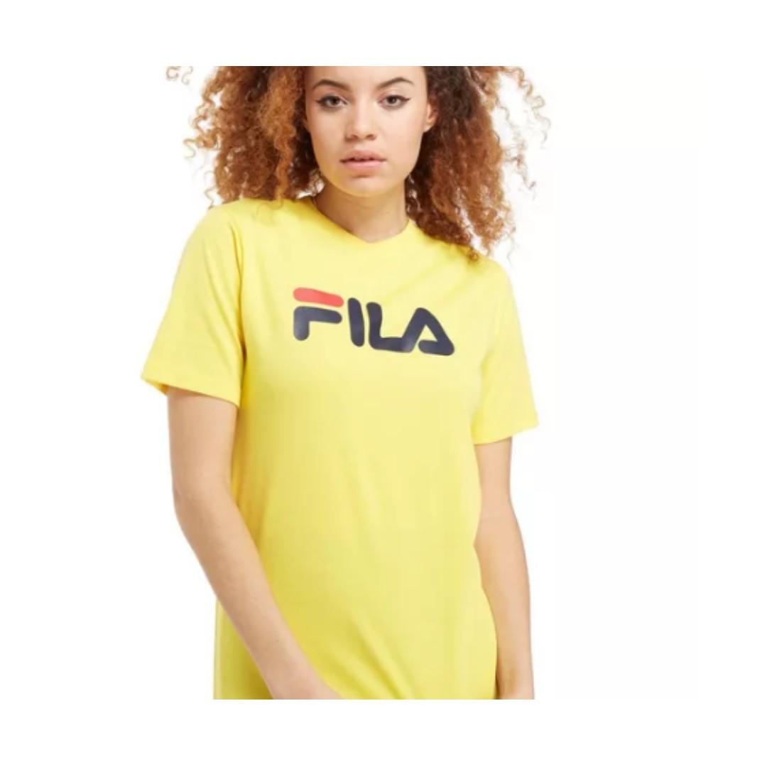 Fila Boyfriend Logo T-Shirt 1028fd05dbcb