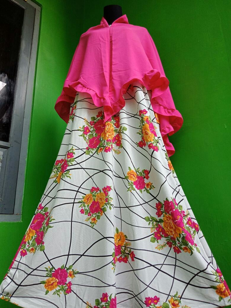 Gamis Set Misbee Kimar Bubblepop Olshop Fashion Olshop Muslim Di