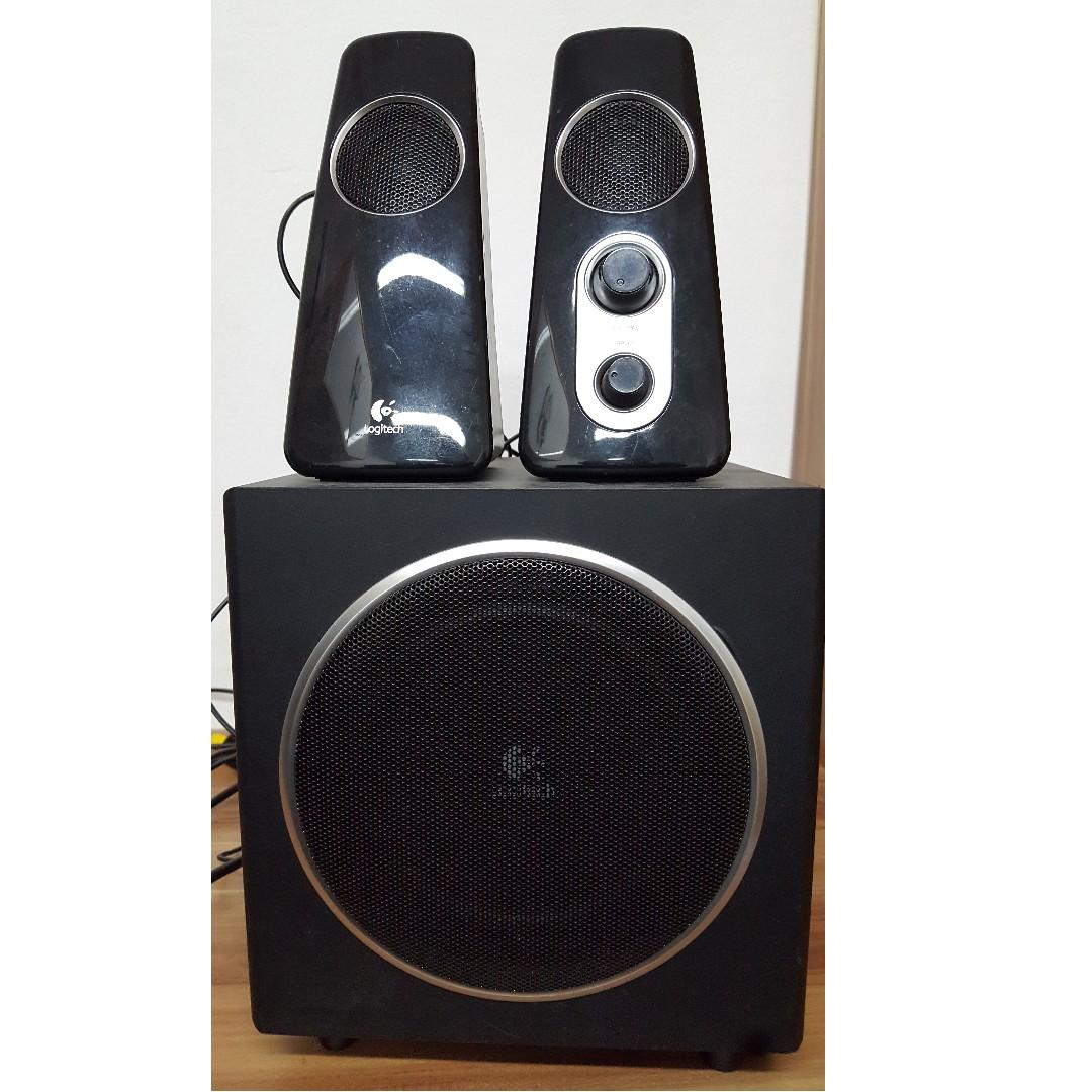 2c159094342 Logitech Z523 Speaker System, Electronics, Audio on Carousell