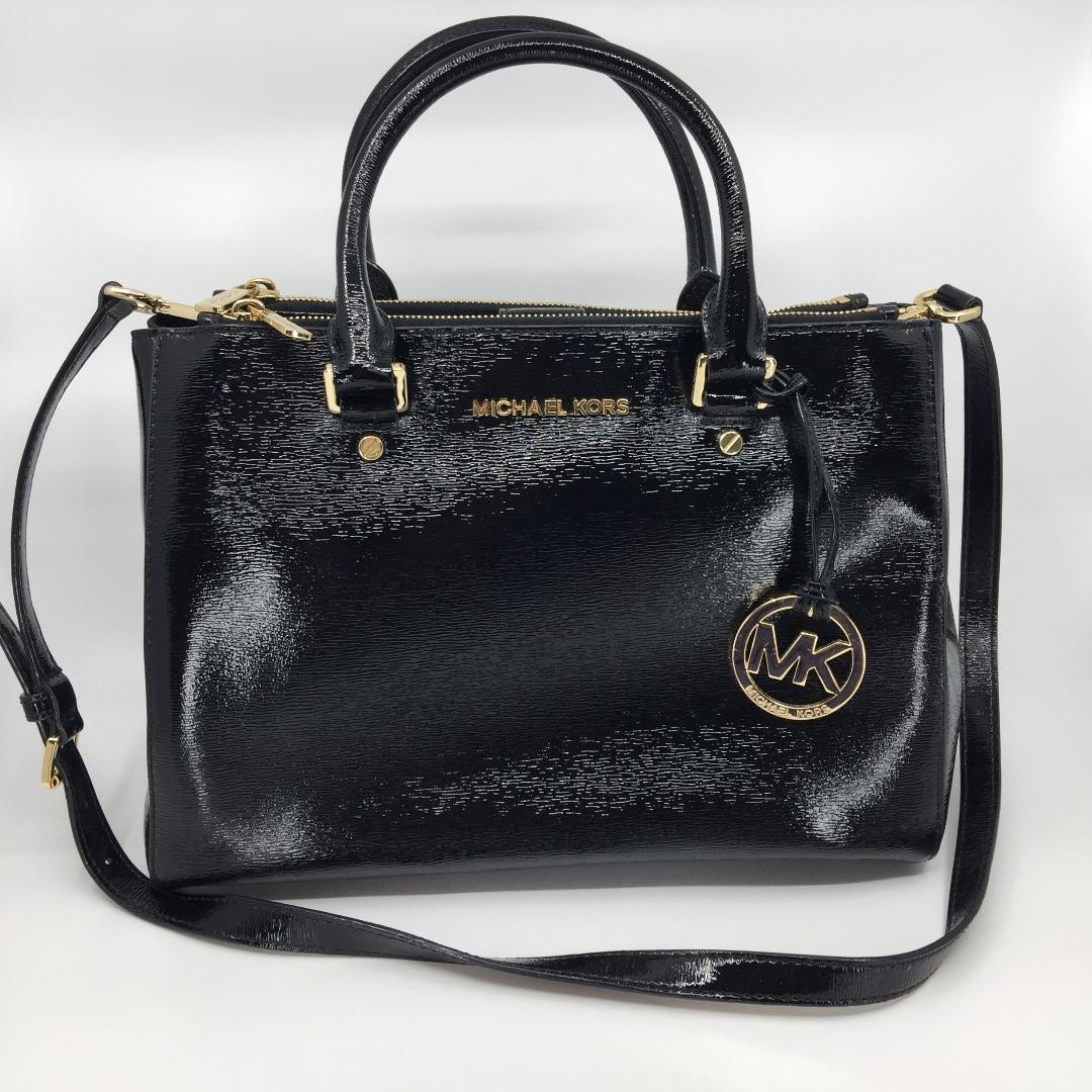 02238fd189ea2a MICHAEL MICHAEL KORS Sutton medium Saffiano leather satchel, Women's ...