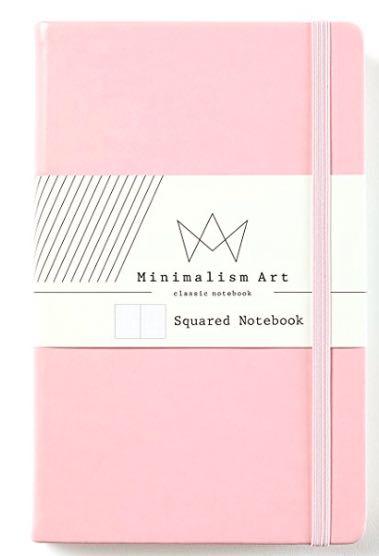 Minimalism Art Soft Cover Notebook Journal