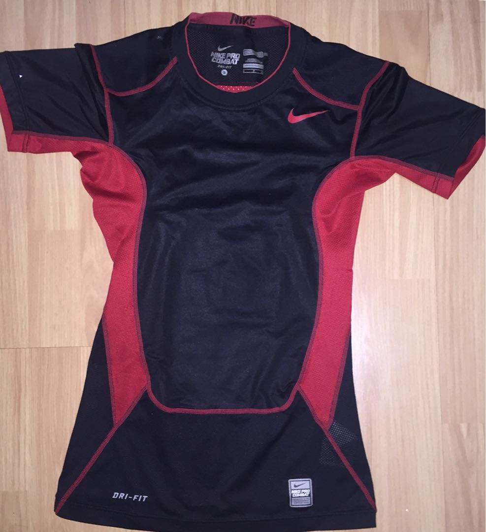 Nike Compression Shirts With Pads bbe86ccf1