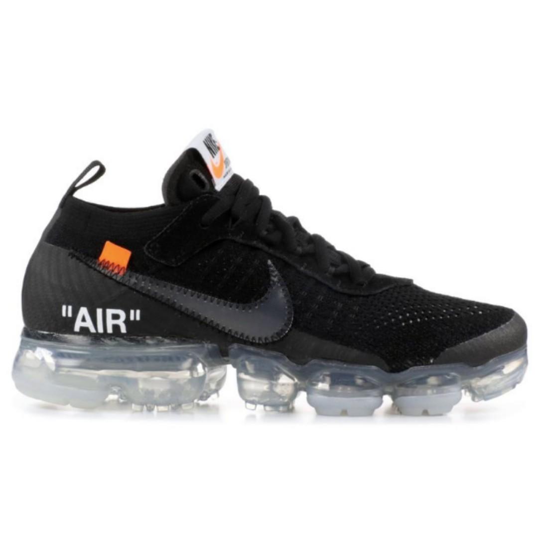 77c60fa4b645 Off-White ❌ Nike Air VaporMax Flyknit