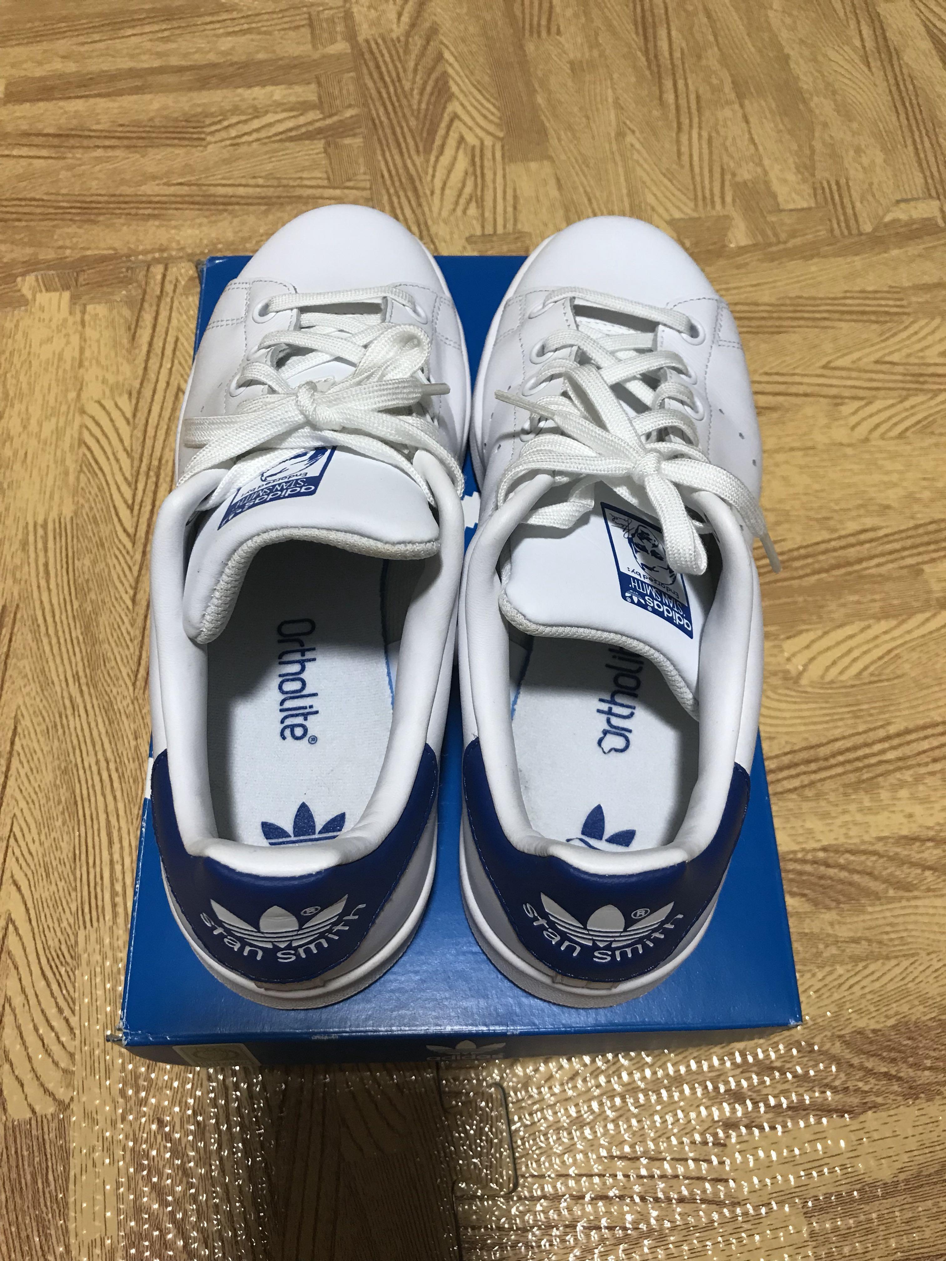 Los Angeles hurtownia online szczegółowe zdjęcia Originals Adidas Stan Smith J S74778, Women's Fashion, Shoes ...