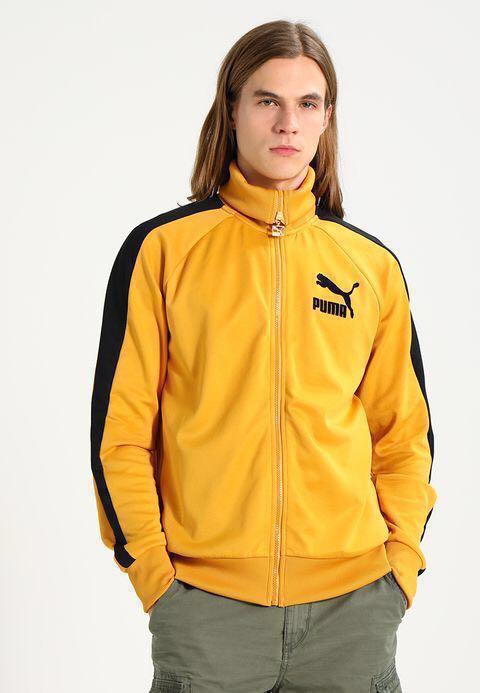 24638653e15f Puma Jacket (Yellow)
