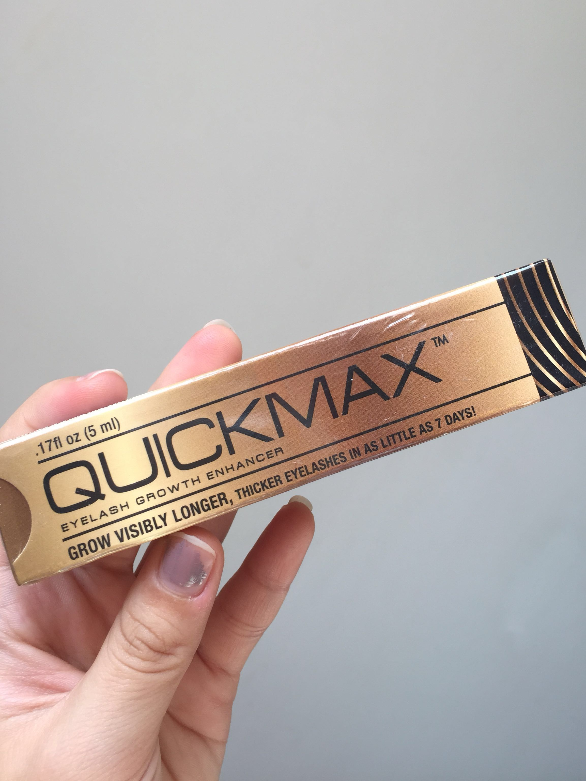 802549400aa Quickmax Eyelash Growth Enhancer, Health & Beauty, Makeup on Carousell