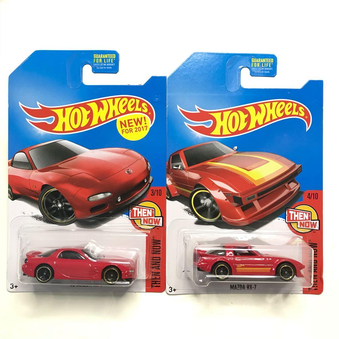 Mazda S Rx Revival Sports Car Will Pack Turbocharged: Hot Wheels: Rare Jdm Hot Wheels