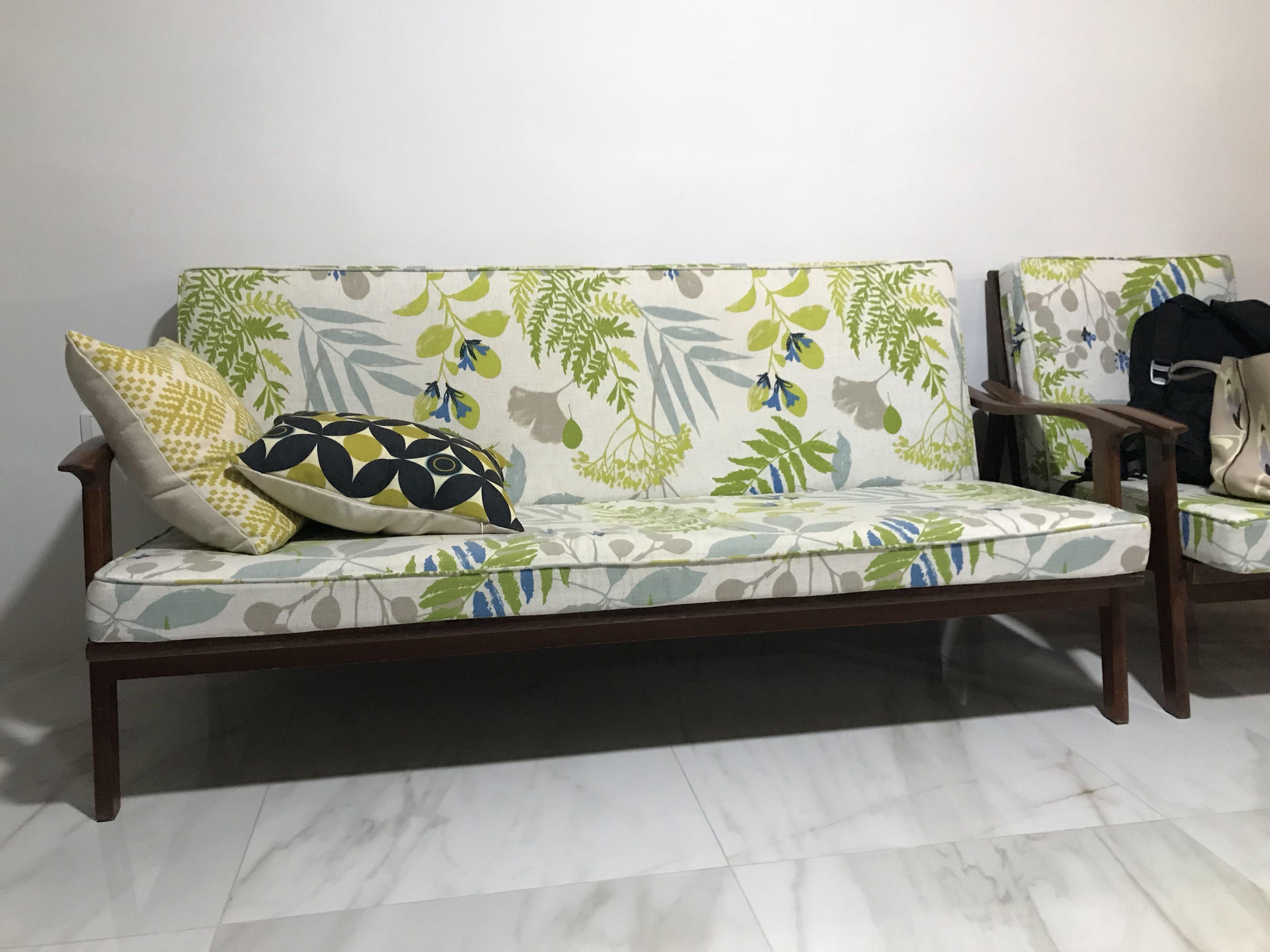 Refurbished Sofa Set Furniture Sofas