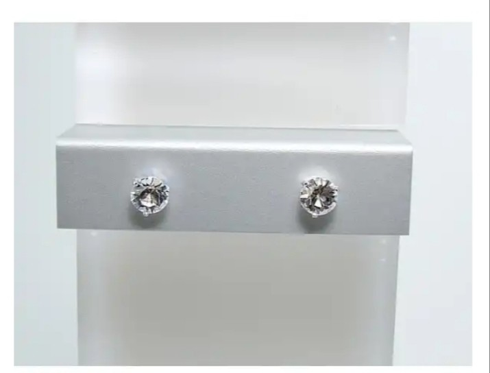 0f4106a1d Swarovski Solitaire Pierced Earrings 1800046, Women's Fashion ...