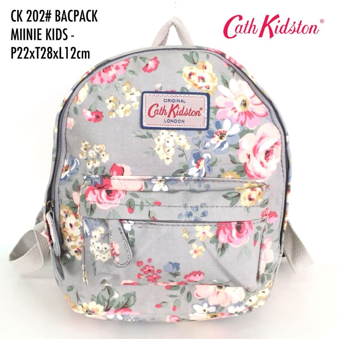 Tas Ransel Import Minnie Kids Backpack 202 - 8 PROMO..! 55b5a91041