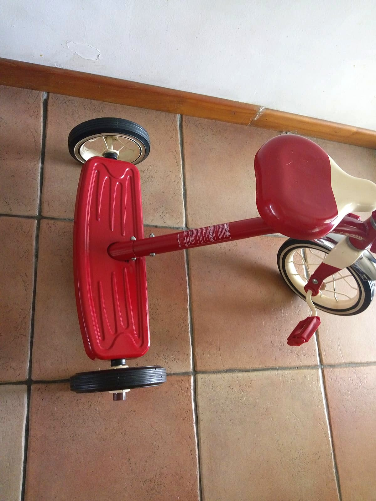 Vintage Kids Tricycle, Vintage & Collectibles, Vintage Collectibles On Carousell