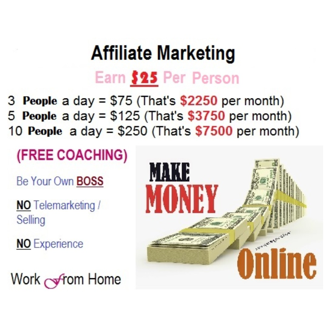 Work From Home - Get Paid Daily with no experience needed