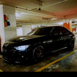 BMW F30 316i Sambung Bayar /Car Continue Loan