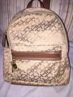 Auth Tommy Hilfiger Bagpack