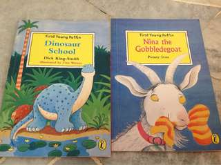 First young puffin books