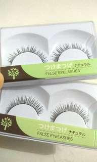 False Eyelashes - Bulu Mata Palsu Natural