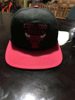 Vintage chicago bulls cap