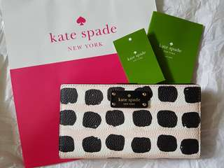 LEGIT!!! Kate Spade Wallet Stacy (Actual photo)