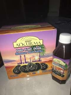 Jus Kurma Ener Alkurma (BOX - 6 bottles)