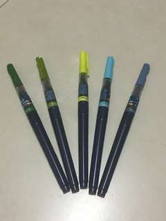 Kuretake Zig Brush Writer Pens